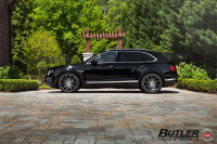 Фото галерея Vossen: Bentley Bentayga на дисках Vossen VPS-307T