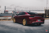 Фото галерея Vossen: Dodge Charger на дисках Vossen CG-204