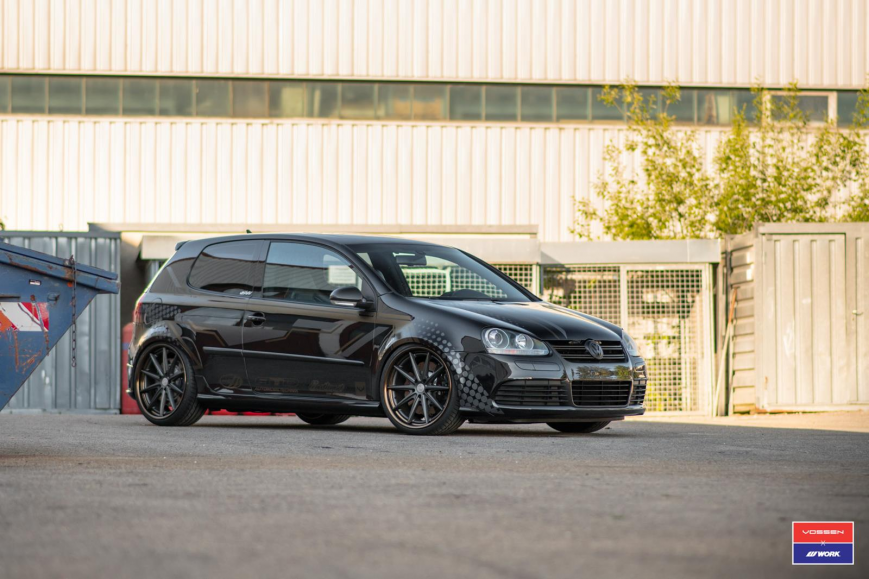 Volkswagen Golf на Дисках VWS1
