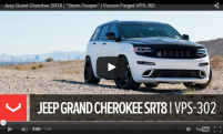 Jeep Grand Cherokee SRT8 | Storm Trooper | Vossen Forged VPS-302