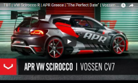TBT | VW Scirocco R | APR Greece | The Perfect Date | Vossen CV-7