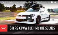 VW GTI RS x Performance VW Magazine | Behind the Scenes | Lime Rock Park